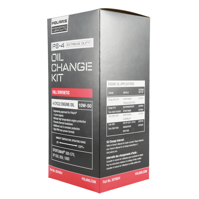 oil change kit 2878924